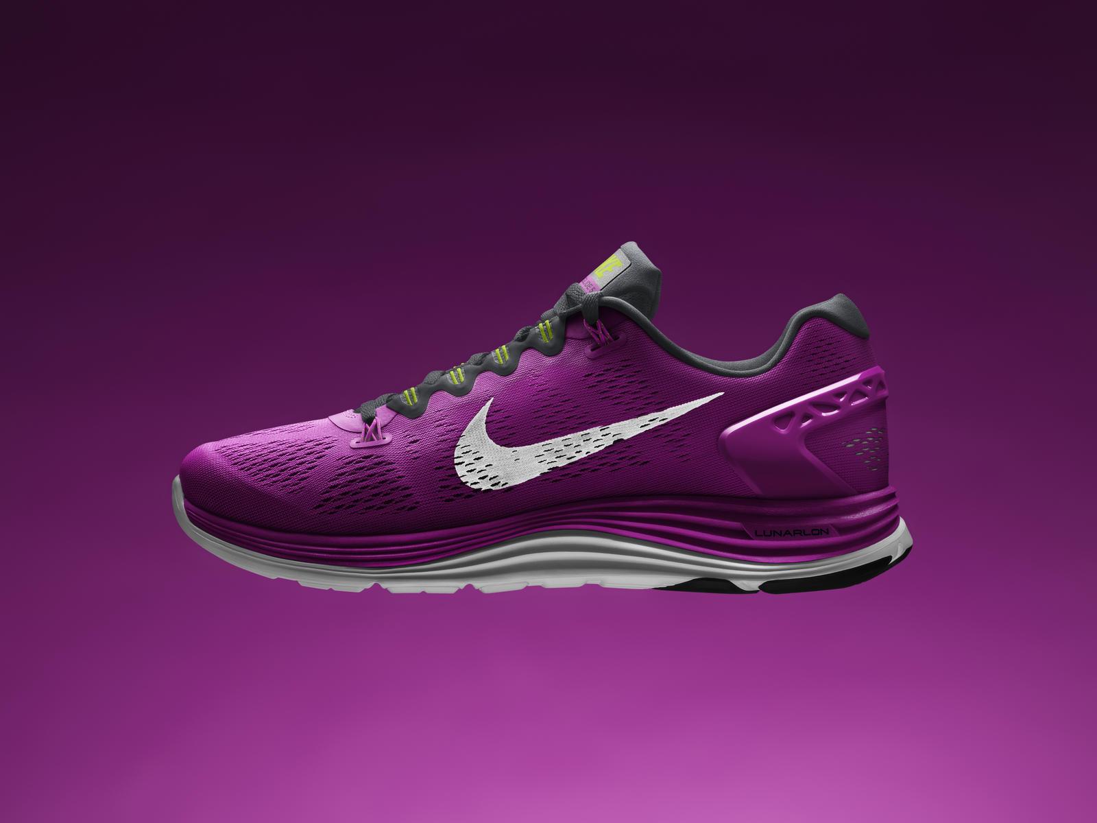 Inside A Running Shoe Nike