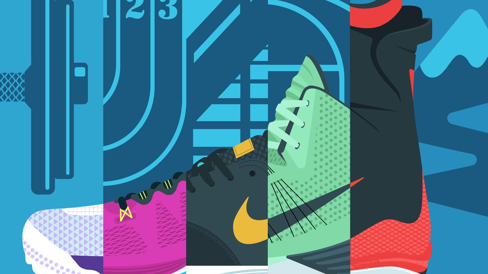 Nike Inside Access Lunarlon