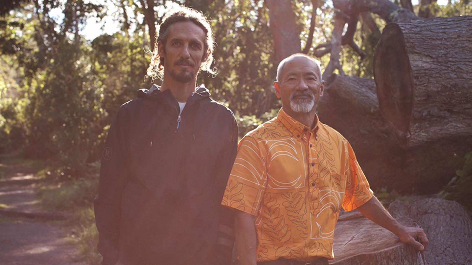 Hurley-Rob and Sig