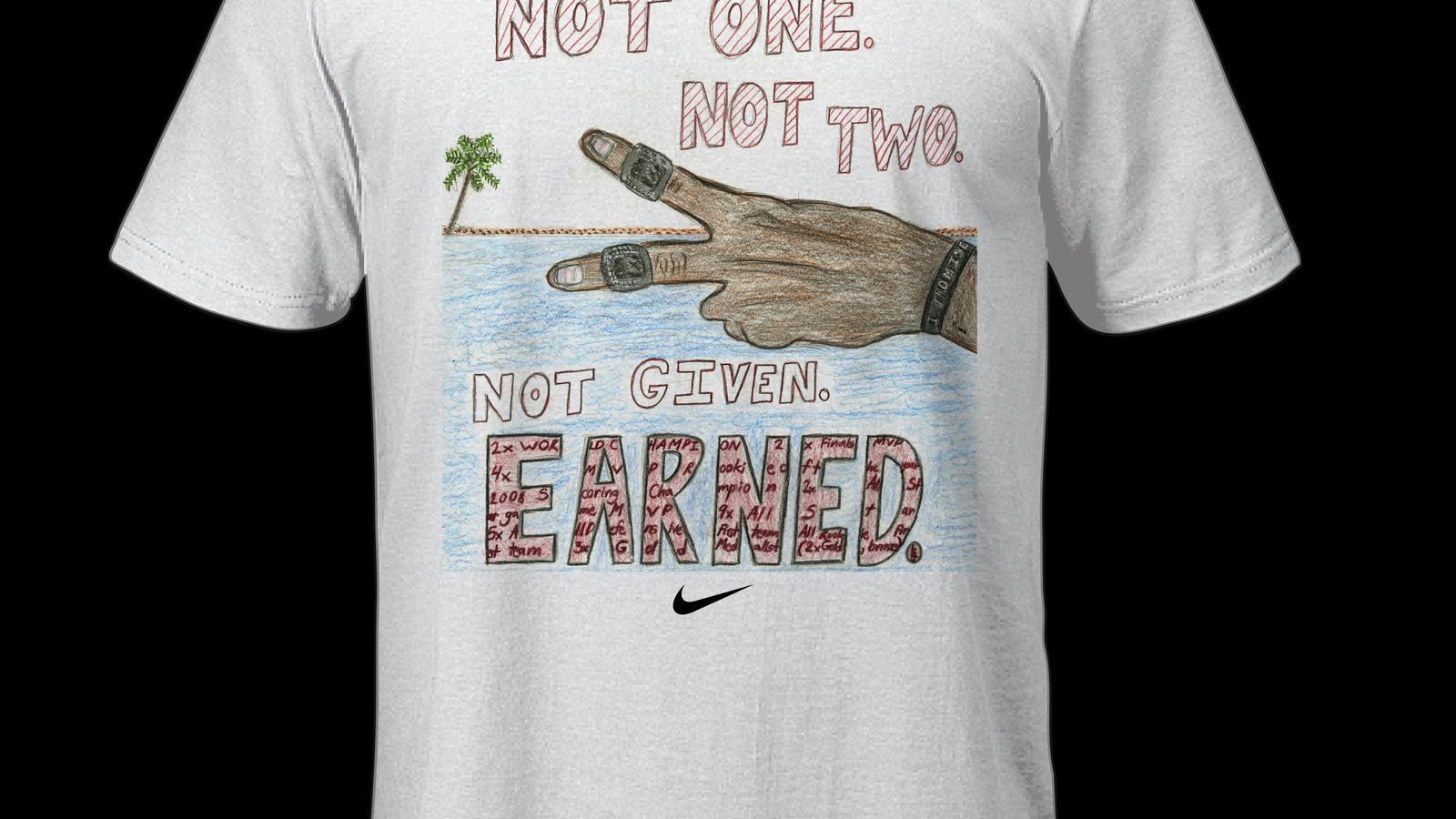 Design t shirt nike - Share Image
