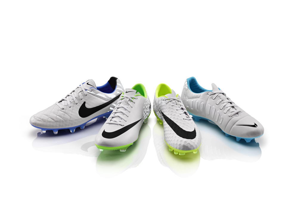 Nike Football Releases Flash Pack Footwear Collection