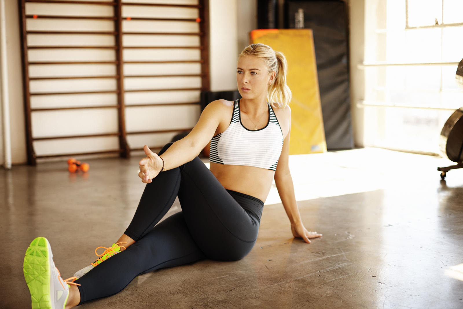 Crush New Year s Resolutions with Maria Sharapova s New Nike