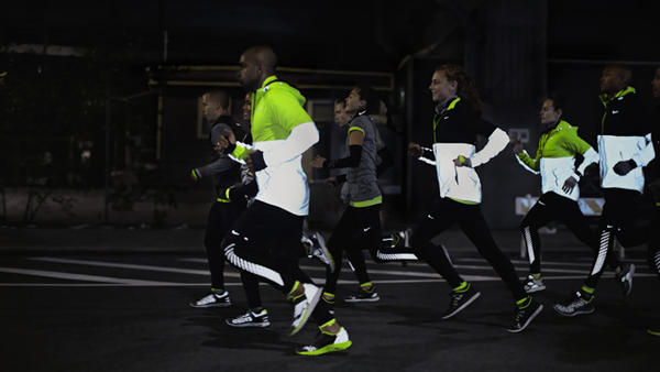 Nike+ Community Pledges to Make Every Move Count More on 12.21