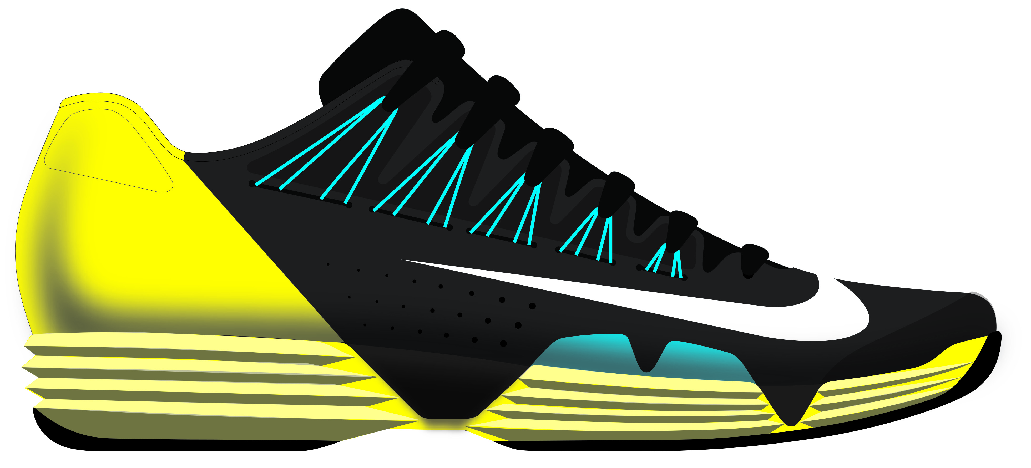 nike tennis shoes lunarlon