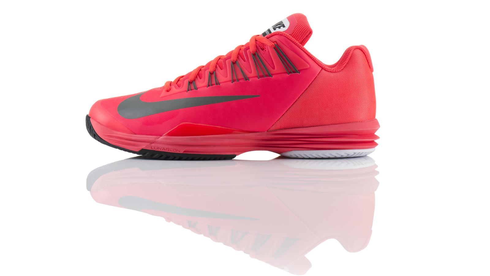 creativo intermitente reflujo  Nike Tennis Unveils the All-New Lightweight Nike Lunar Ballistec - Nike News