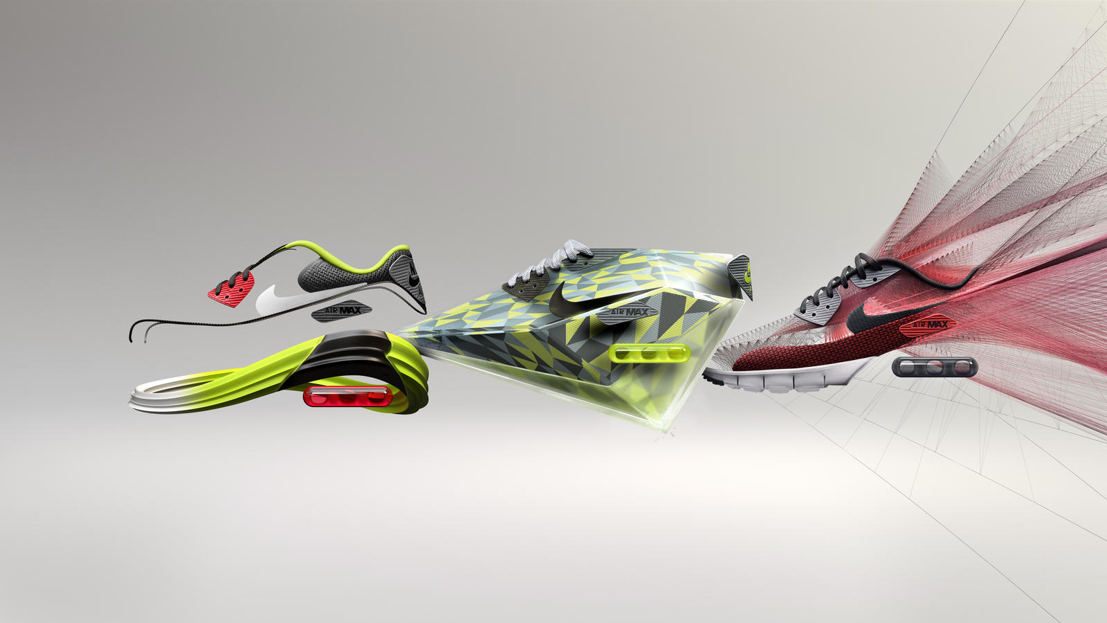Air Superiority: Nike's Latest Innovations Showcased On
