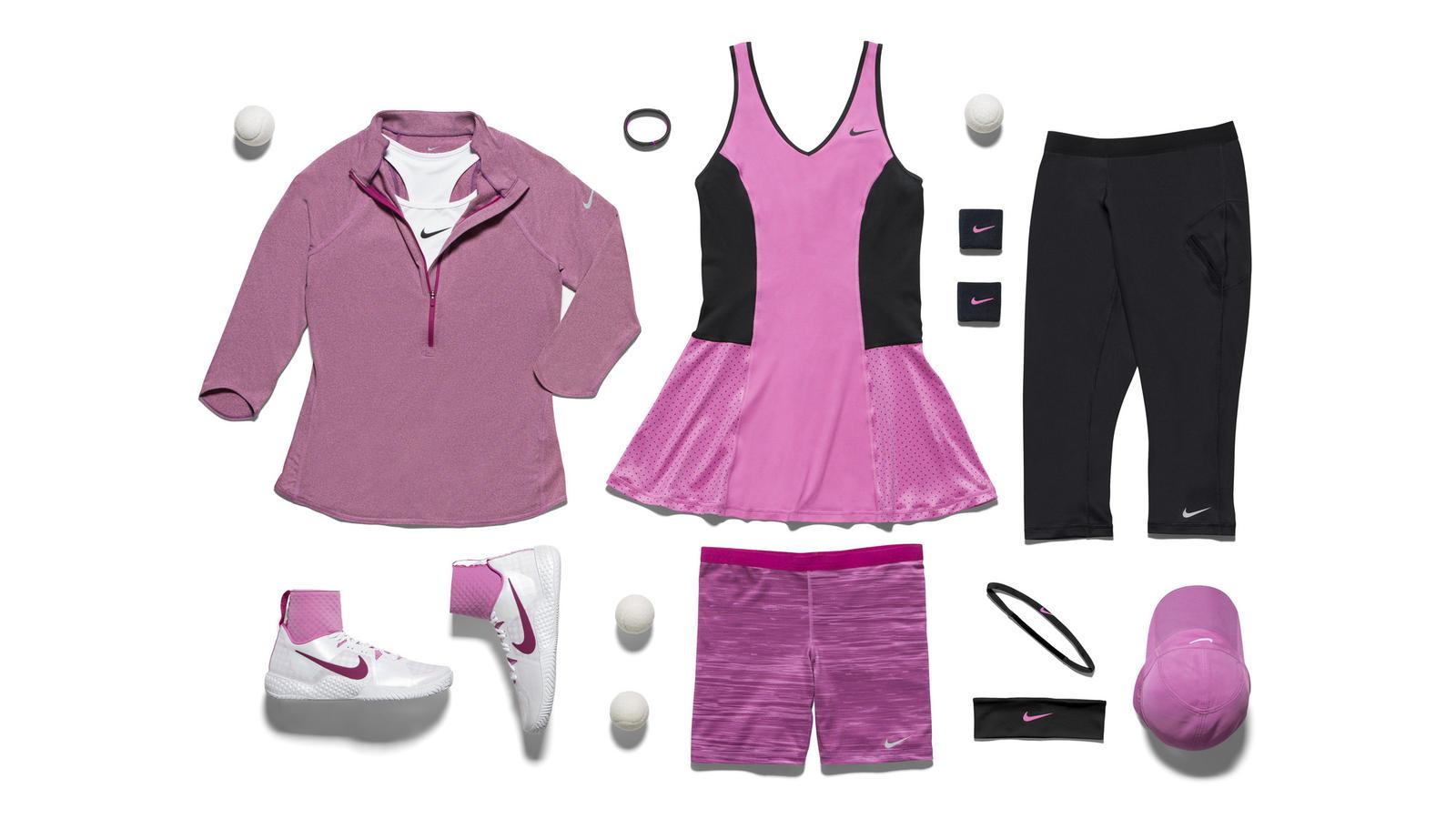 Nike Tennis Melbourne 2014