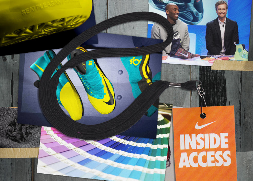 Inside Access: Colorway Inspirations