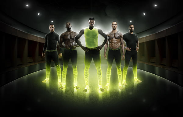 Introducing the Nike Pro Combat Recovery Hypertight