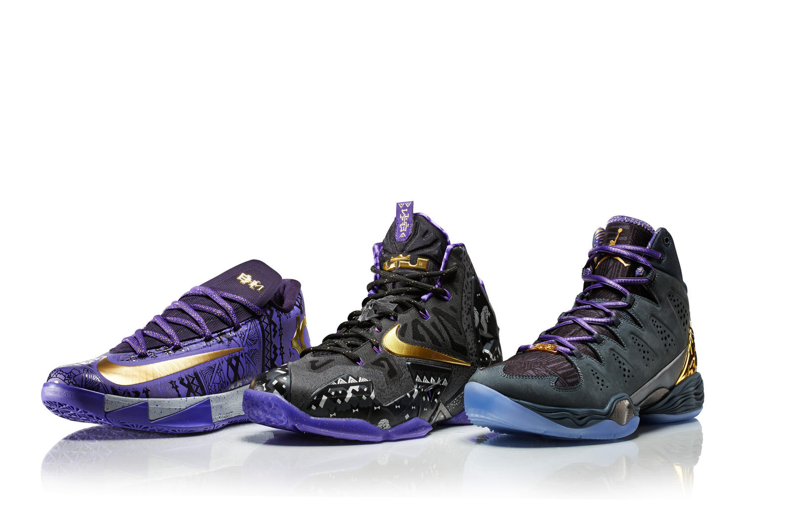 Lebron Black History Month Shoes