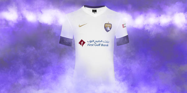 Al Ain FC Unveils New Nike Home and away Kit