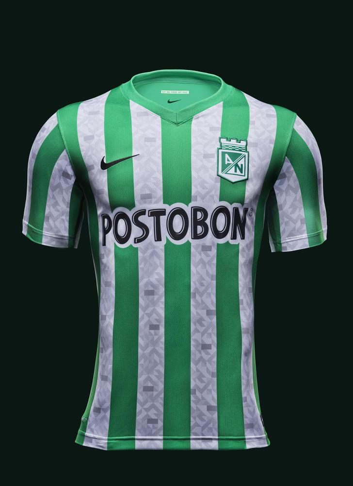 Nike Unveils 2014-15 Atlético Nacional Football Kit ff808794975d5