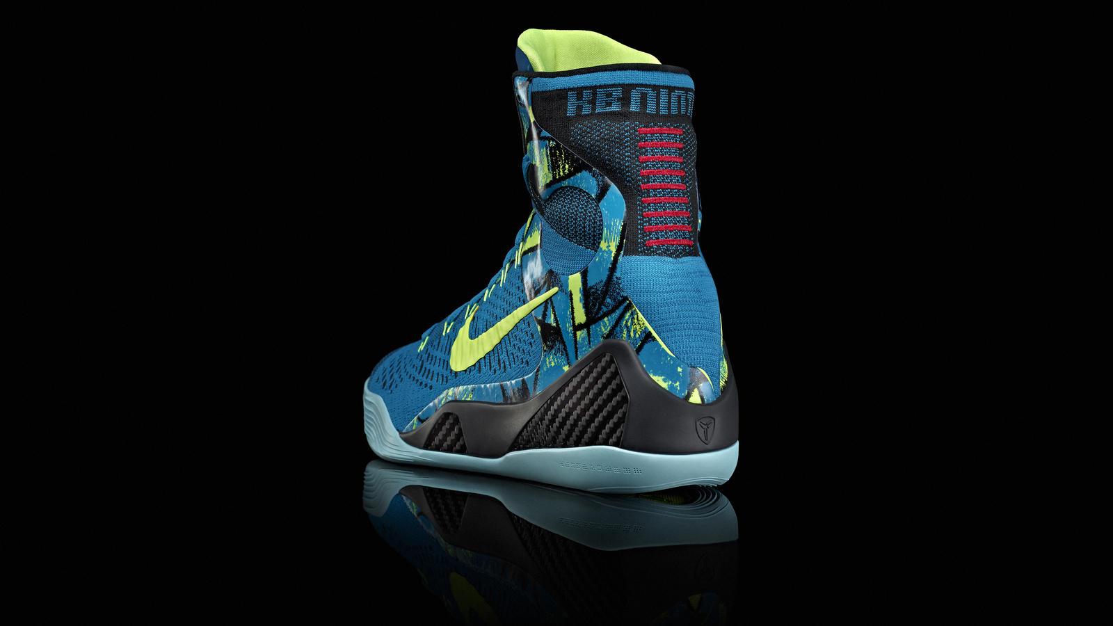 Triple Threat: New KOBE 9 Elite Colorways - Nike News