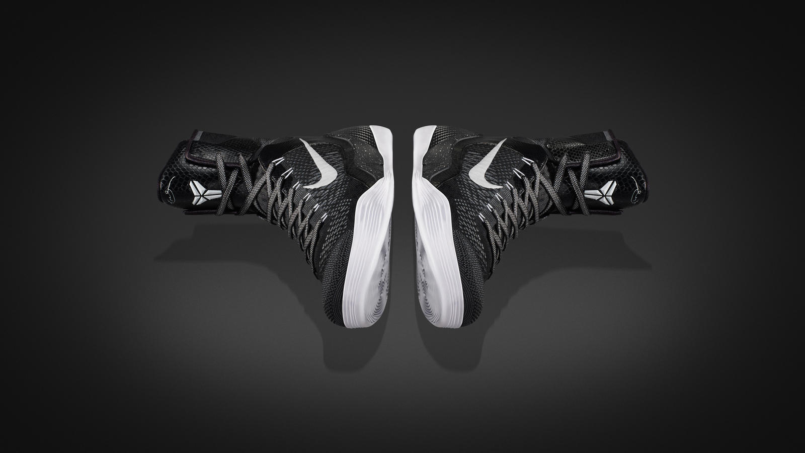 Kobe 9 Black Pair Hi
