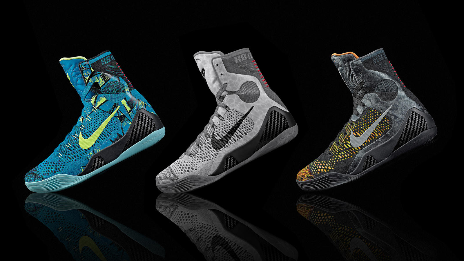 new arrival 1bc0d 4e502 Triple Threat: New KOBE 9 Elite Colorways - Nike News