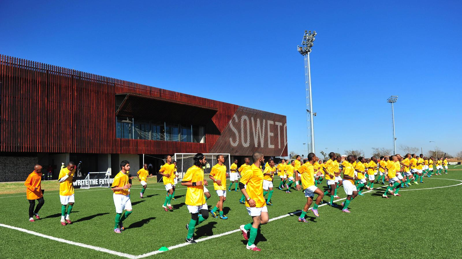 Nike partners with the South African Football Association (SAFA)