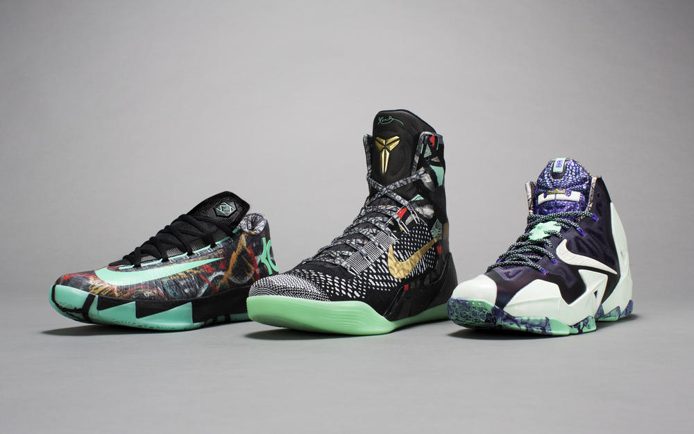 Laissez Les Bons Temps Rouler: 2014 NOLA Gumbo League Collection