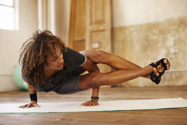Get in the Flow with Traci Copeland's New Nike+ Training Club Yoga Workout