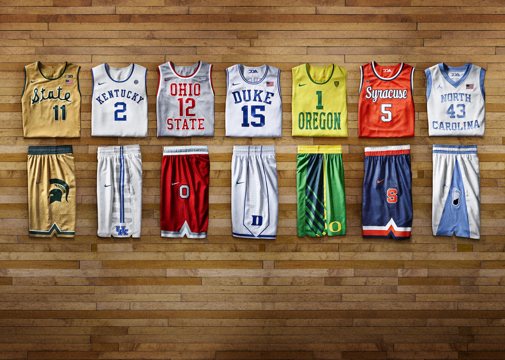 Past Meets Present: Nike Basketball Hyper Elite Dominance Uniforms