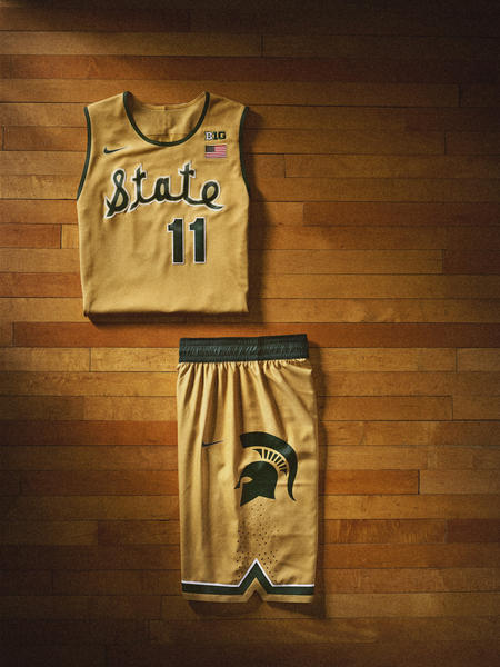 Respect the Past, Represent the Future: Michigan State Basketball