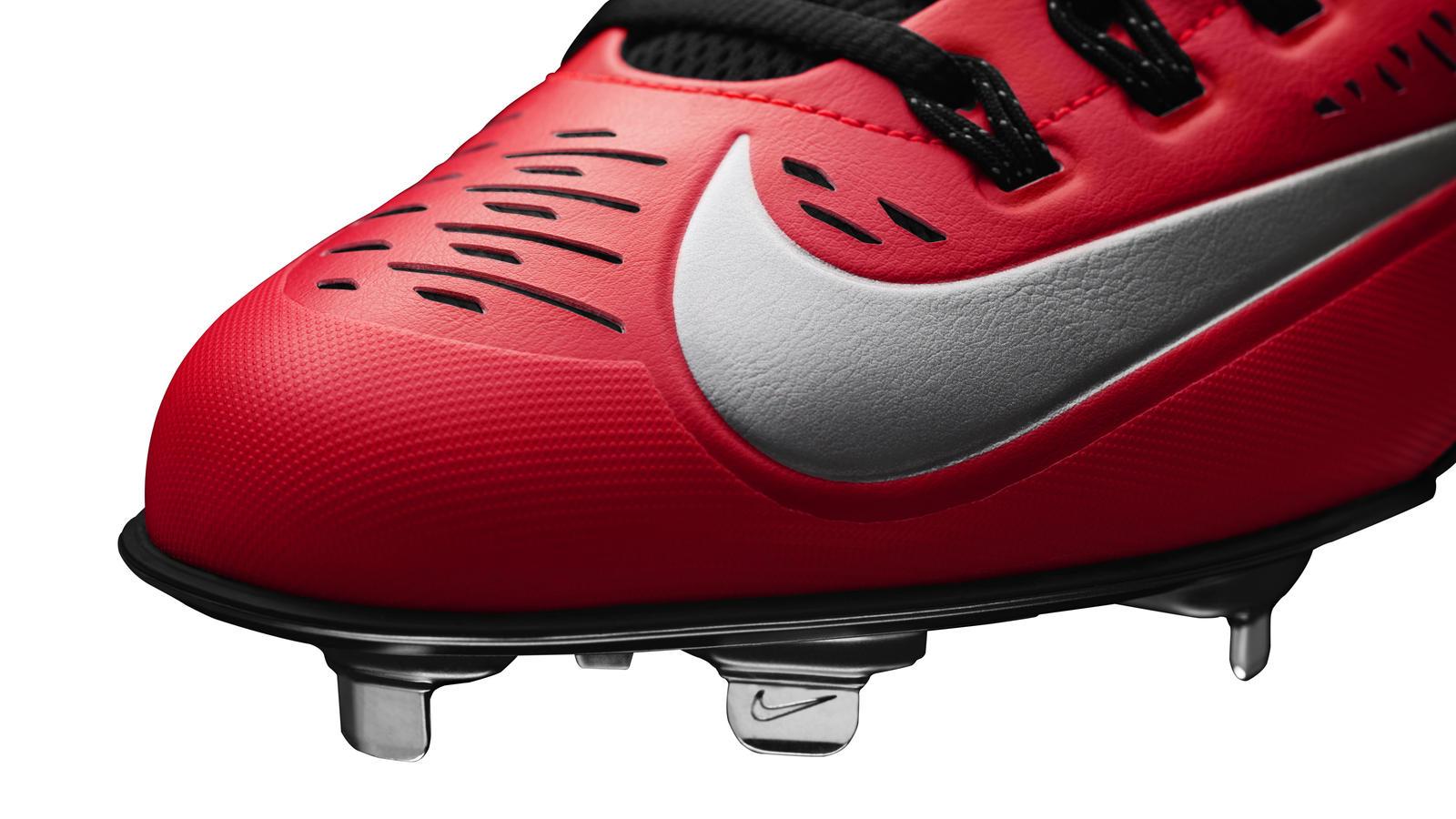 Nike Zoom Vapor Elite J Metal Low_Toe_Close