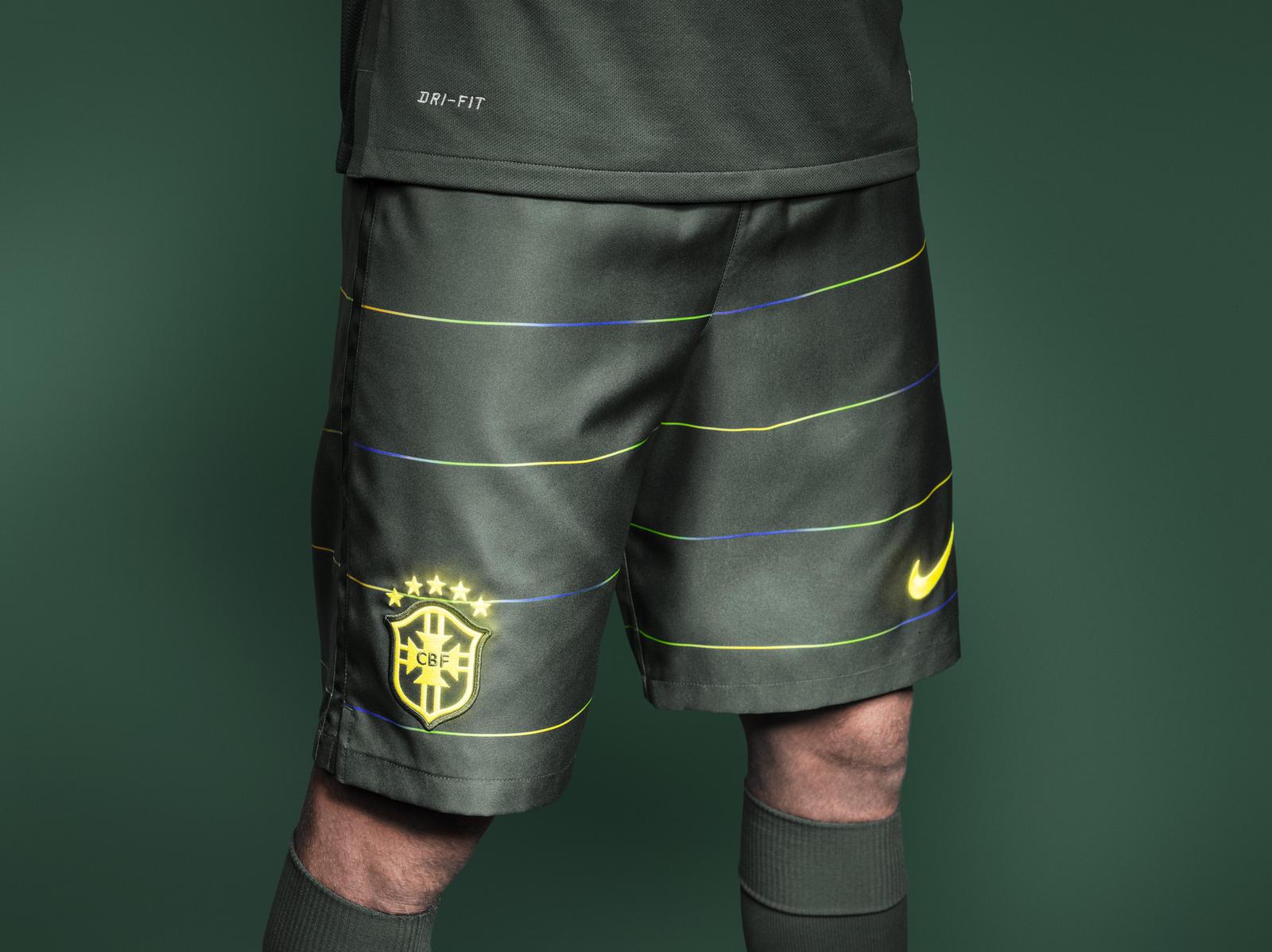 Nike Revela Terceiro Uniforme da Seleção - Nike News