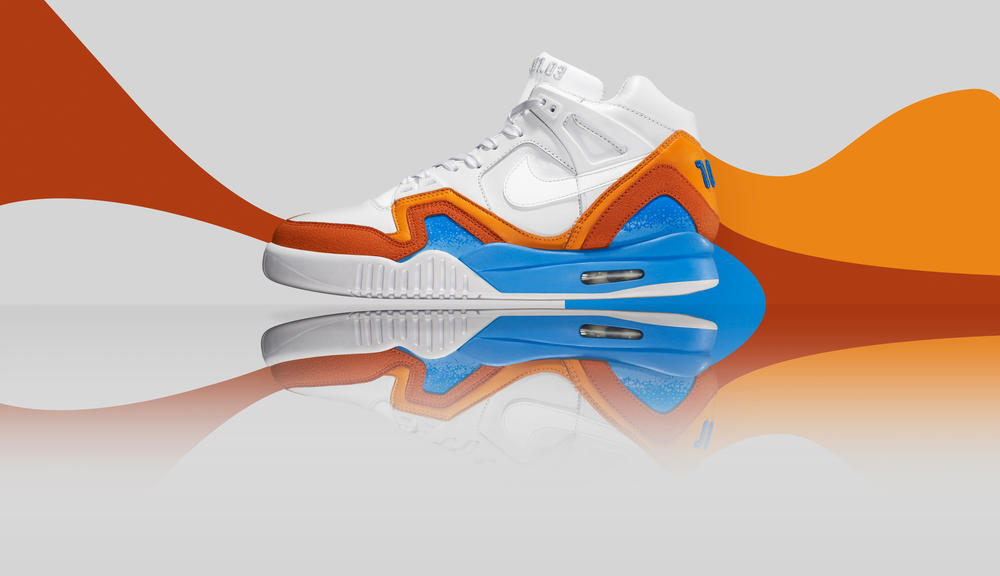 Nike Air Tech Challenge II: Recognizing Legend