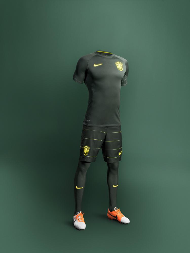 Nike Football Presents Brasil National Team Third Kit