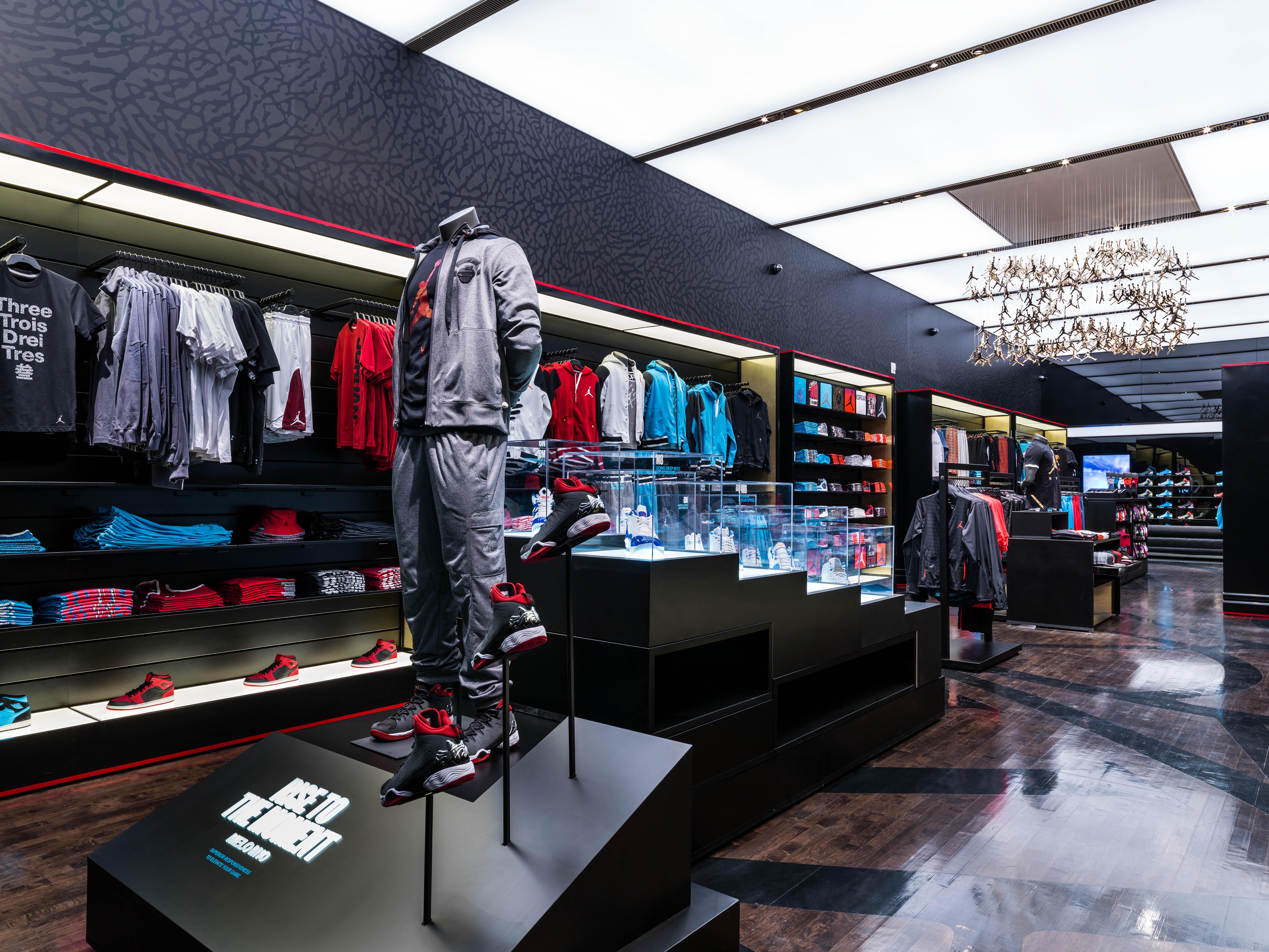 air jordan shop in new york