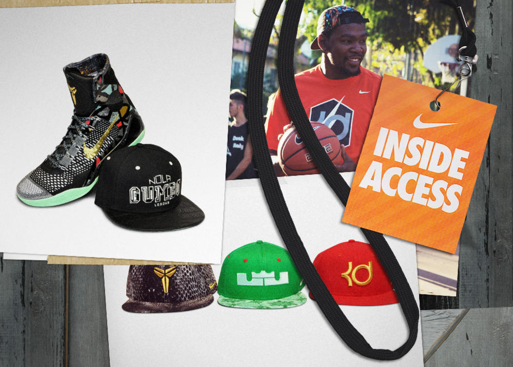 Inside Access: New Nike Basketball Hat Collection