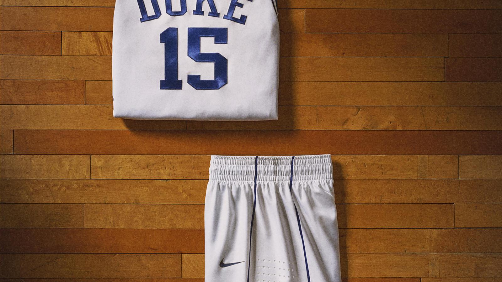 Duke main uniform