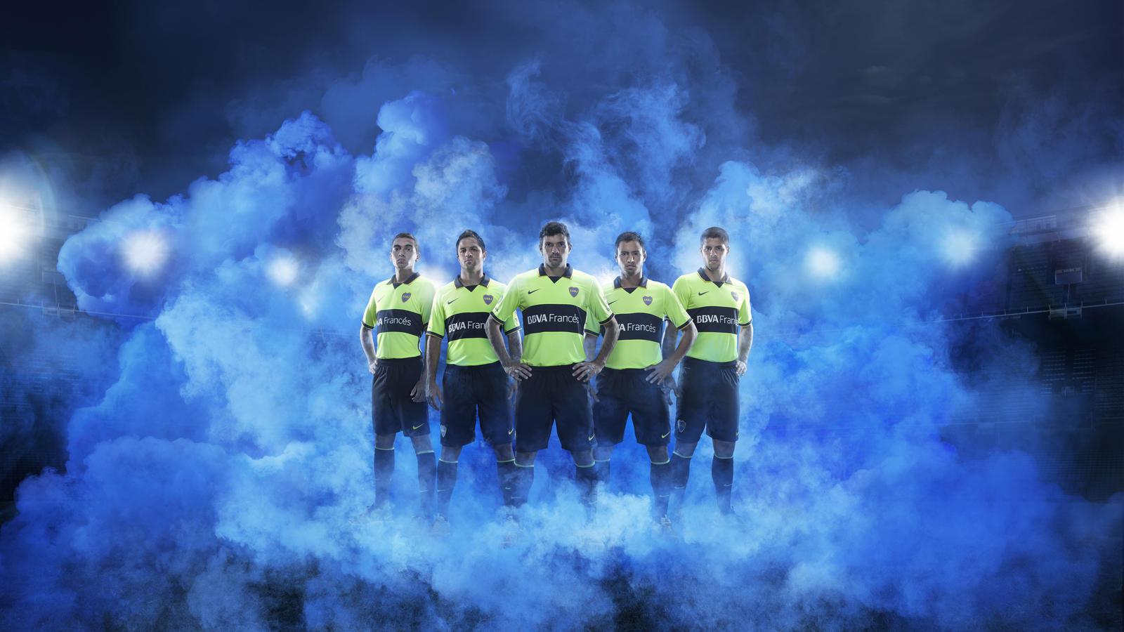 Boca Juniors Third Jersey