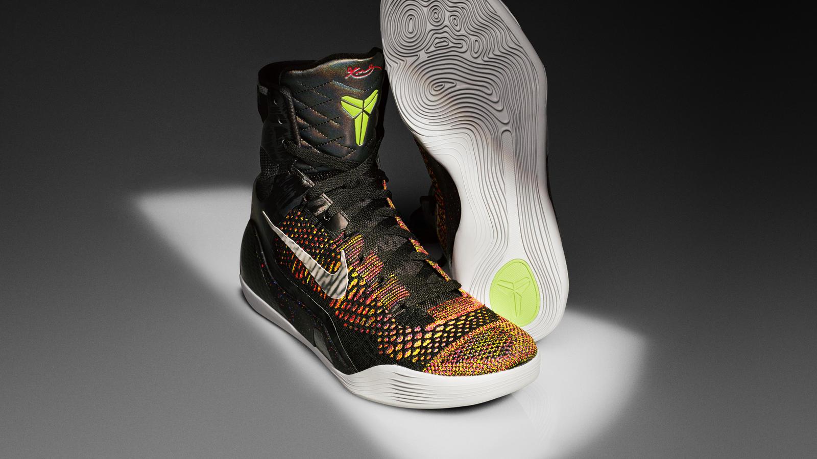 Decoding the KOBE 9 Elite Masterpiece - Nike News