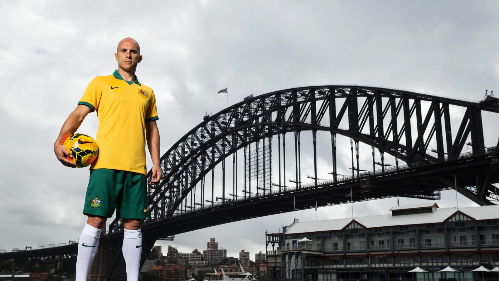 Socceroos National Team Kit