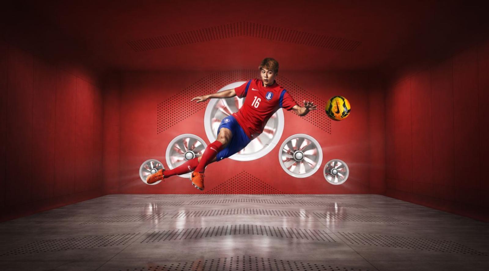 nike football unveils 2014 korea national team kit nike news