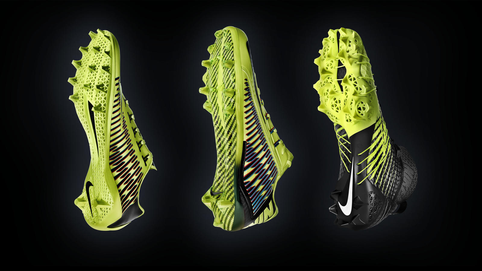"b16ca915b935 Nike Football Accelerates Innovation with 3D printed ""Concept Cleat ..."