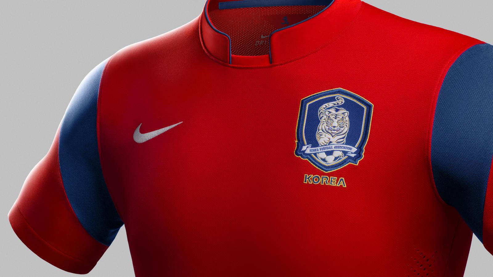 d2ad1b399d3 Nike Football Unveils 2014 Korea National Team Kit - Nike News