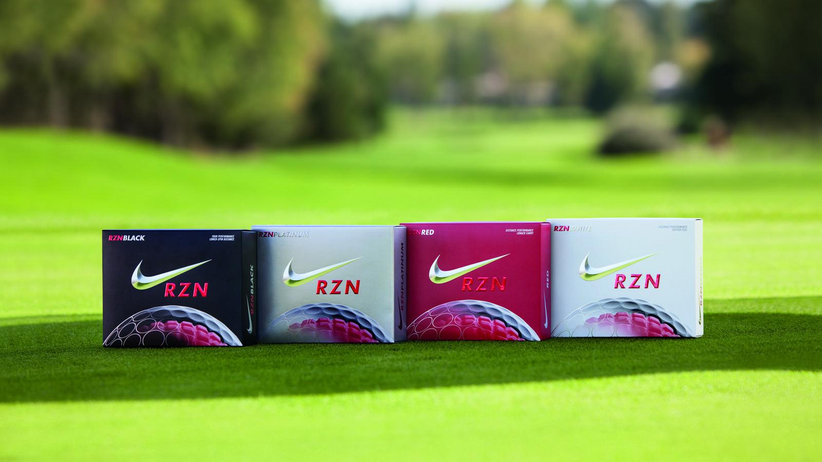 RZN Golf Balls