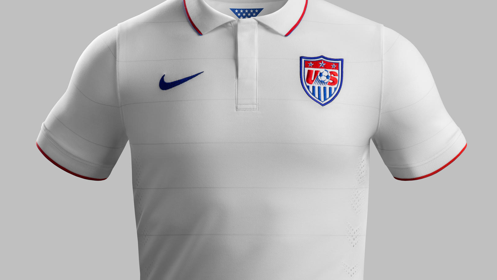 new product 78702 f0bec U.S. Unveils 2014 National Team Kit with Nike Soccer - Nike News