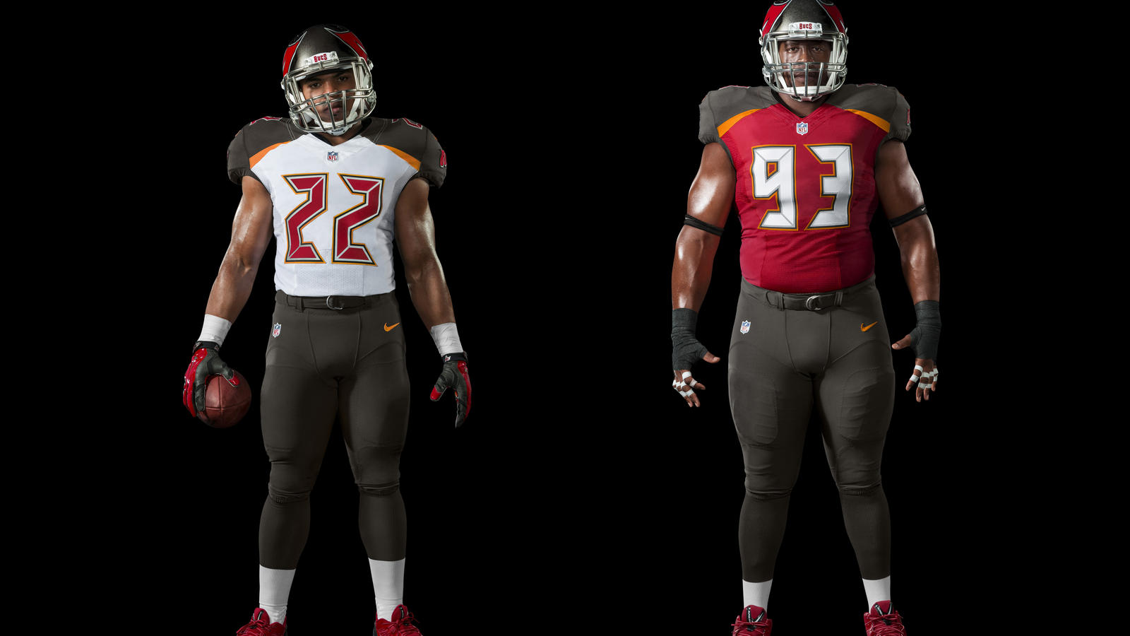 New bucs logo and uniform — photo 1