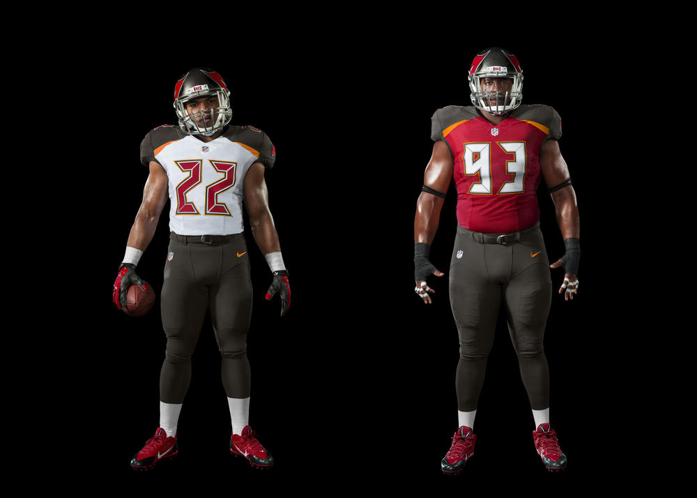 Tampa Bay Buccaneers and Nike Unveil New Uniform Design for 2014