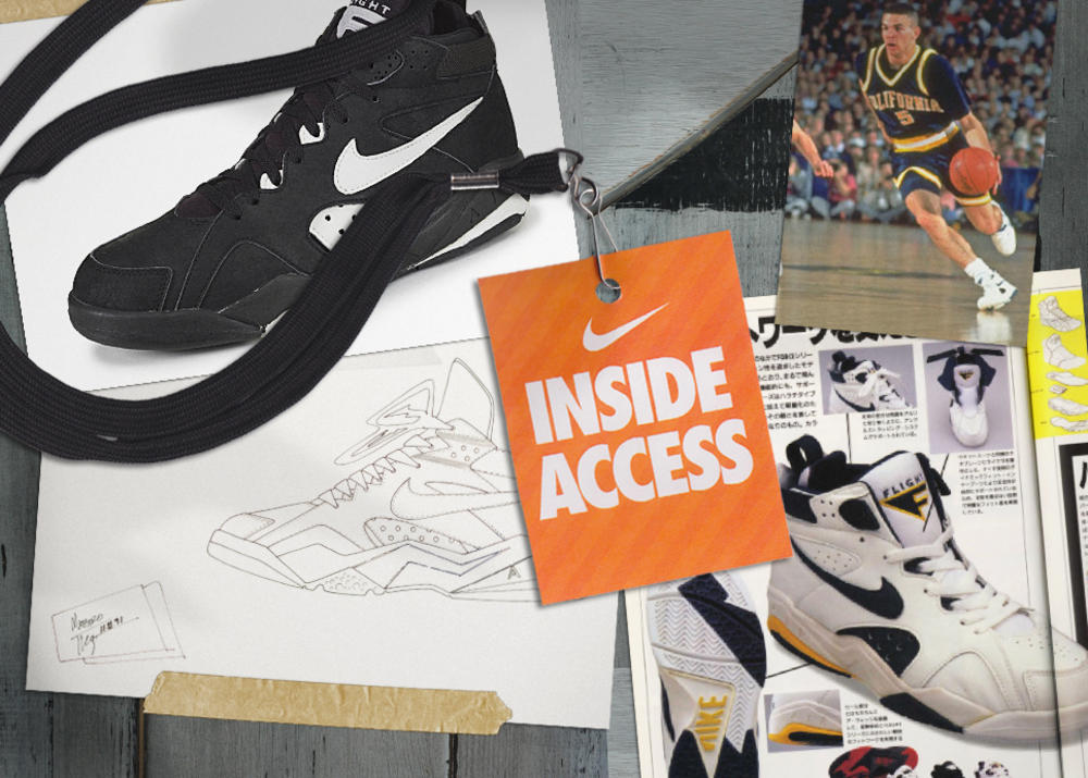 Inside Access: 1992's Nike Air Maestro Flight I
