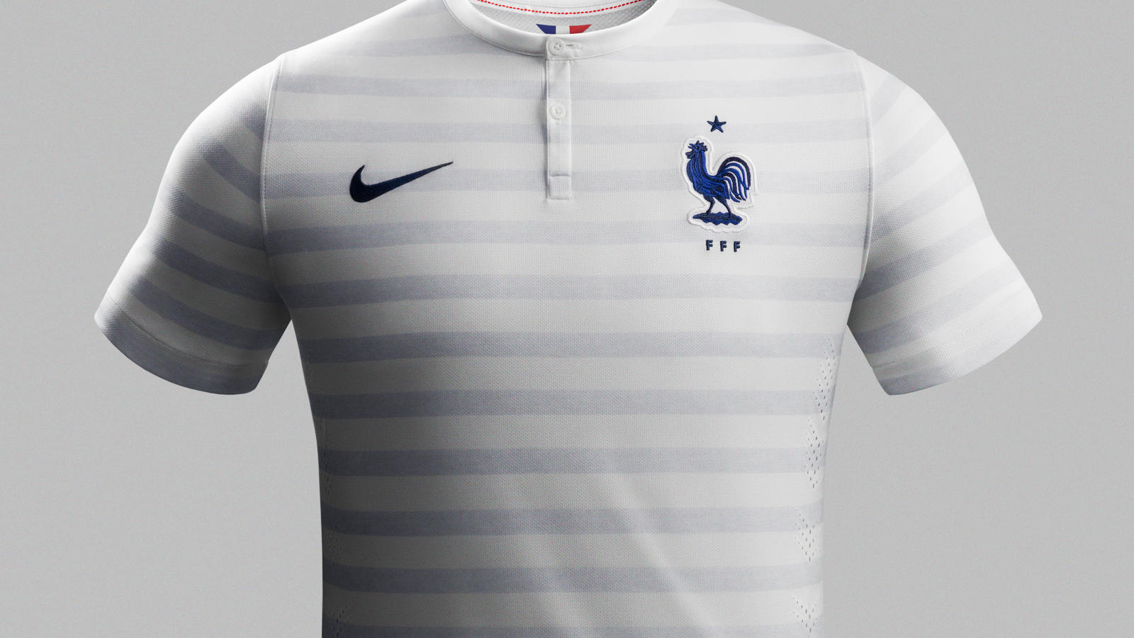 Football 2014 For French Away Federation Kit Nike New Unveils Oa14RcW