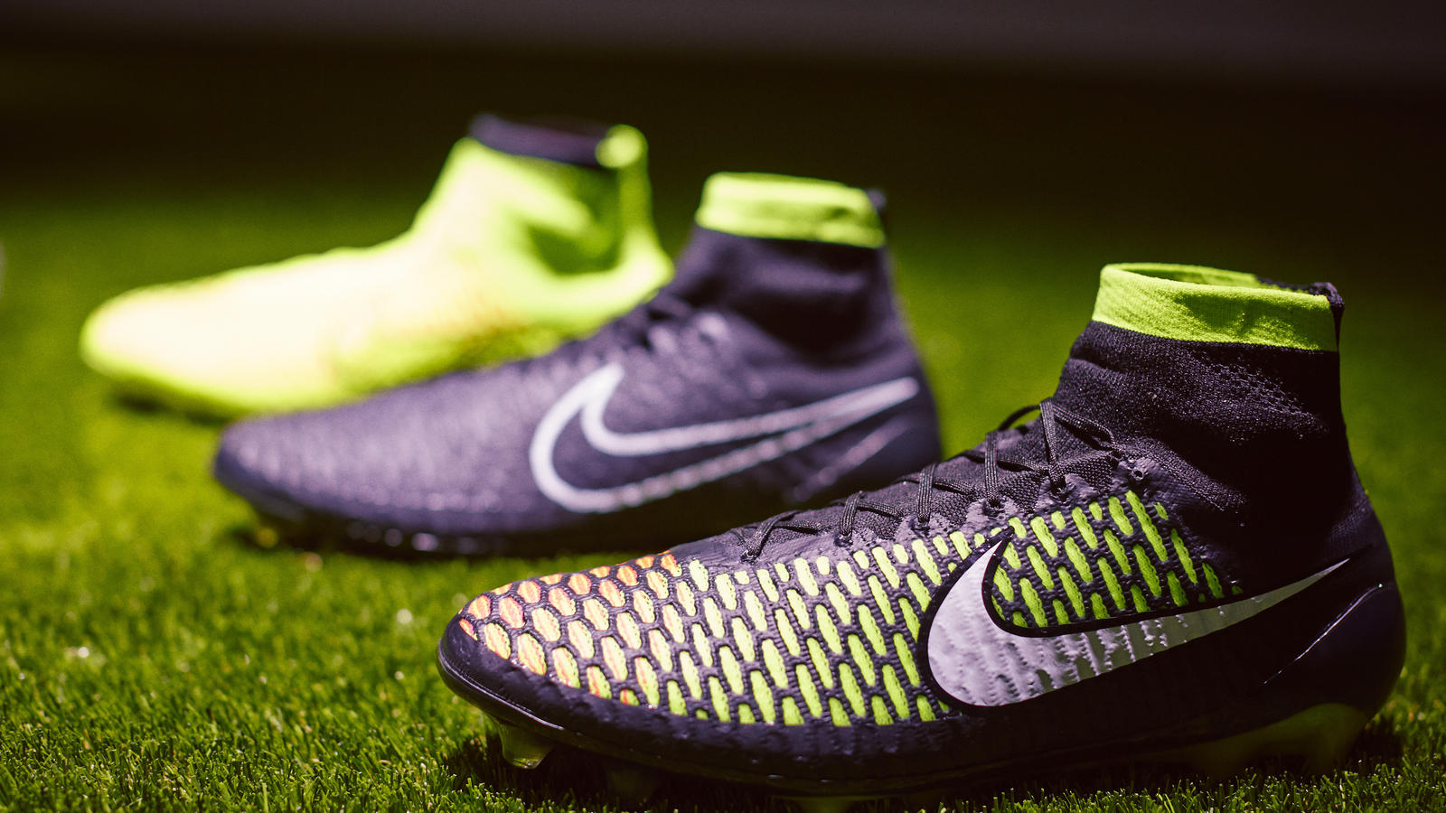 The Magista Black Volt