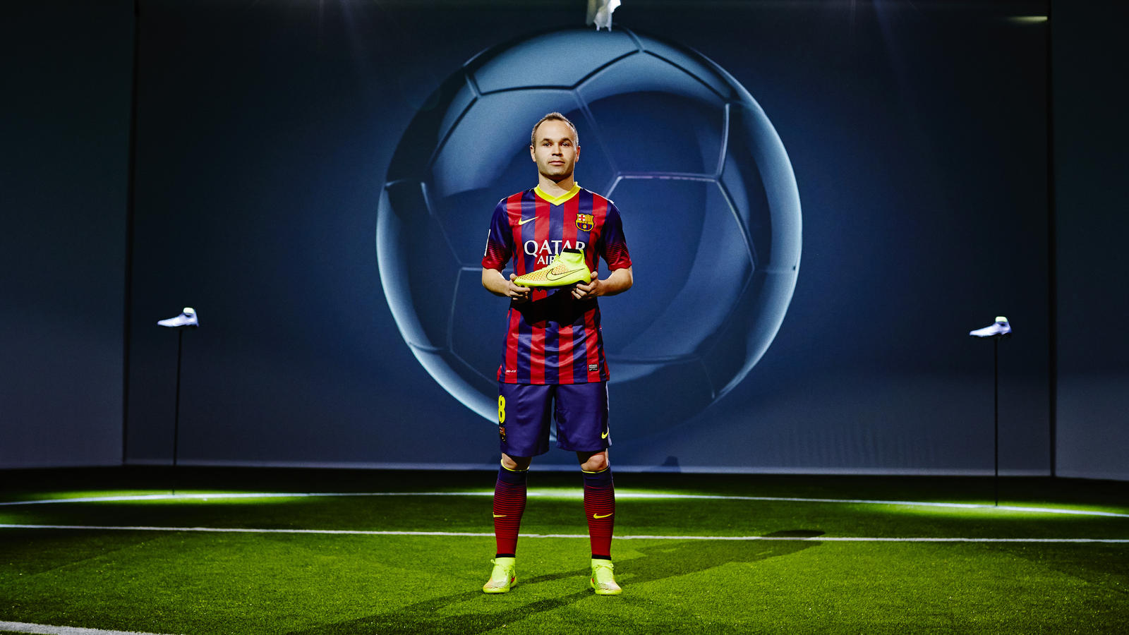 Andres Iniesta and The Magista. nike magista volt hyperpunch 5.  nike magista volt hyperpunch 3. nike magista volt hyperpunch 4 632c635acf157