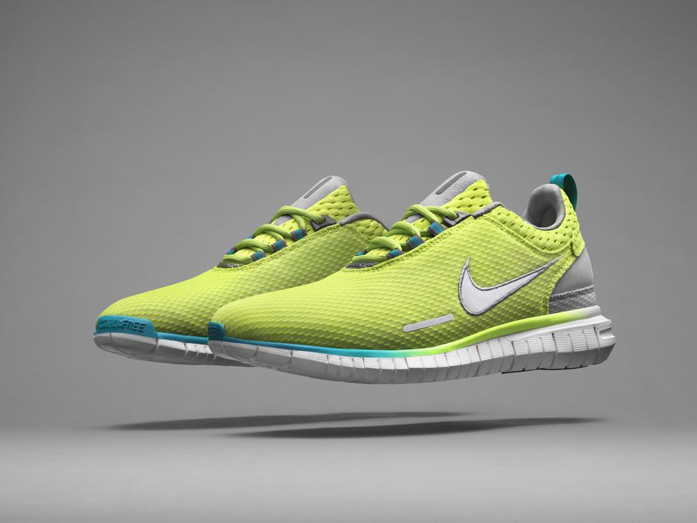 Nike Free Breathes Again