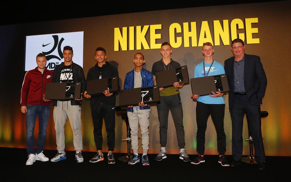 Winners of Nike Chance Global Showcase Announced at St George's Park