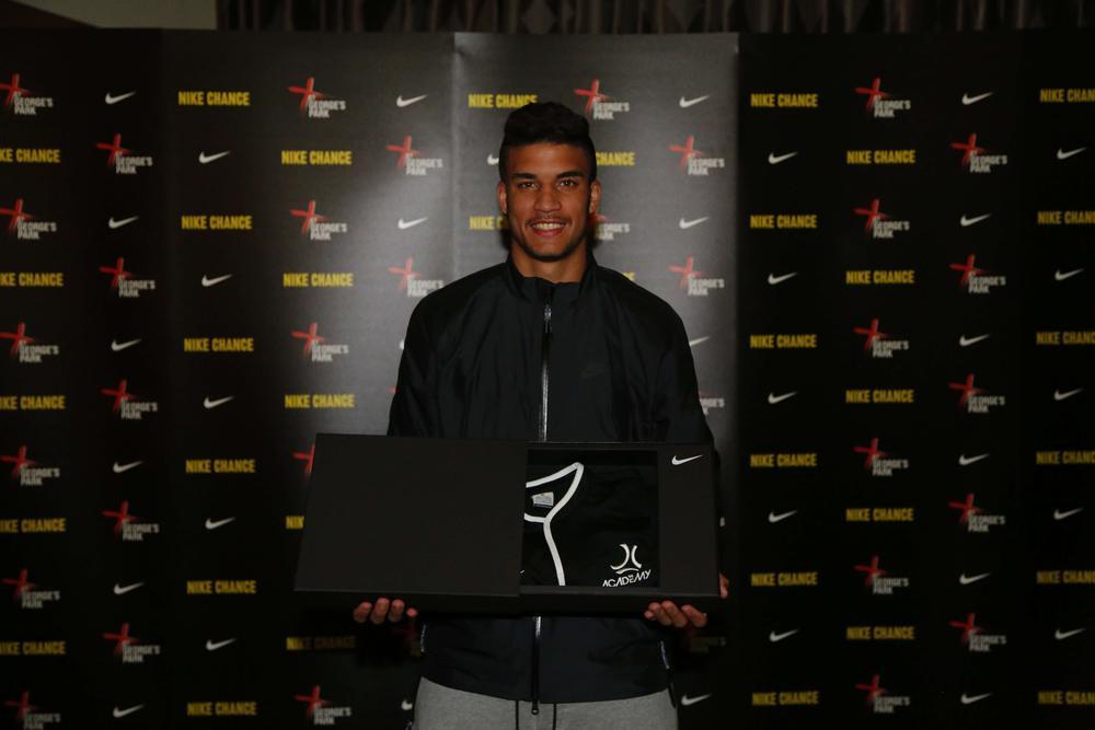 Bruno Covas é o Brasileiro Vencedor do Nike Chance