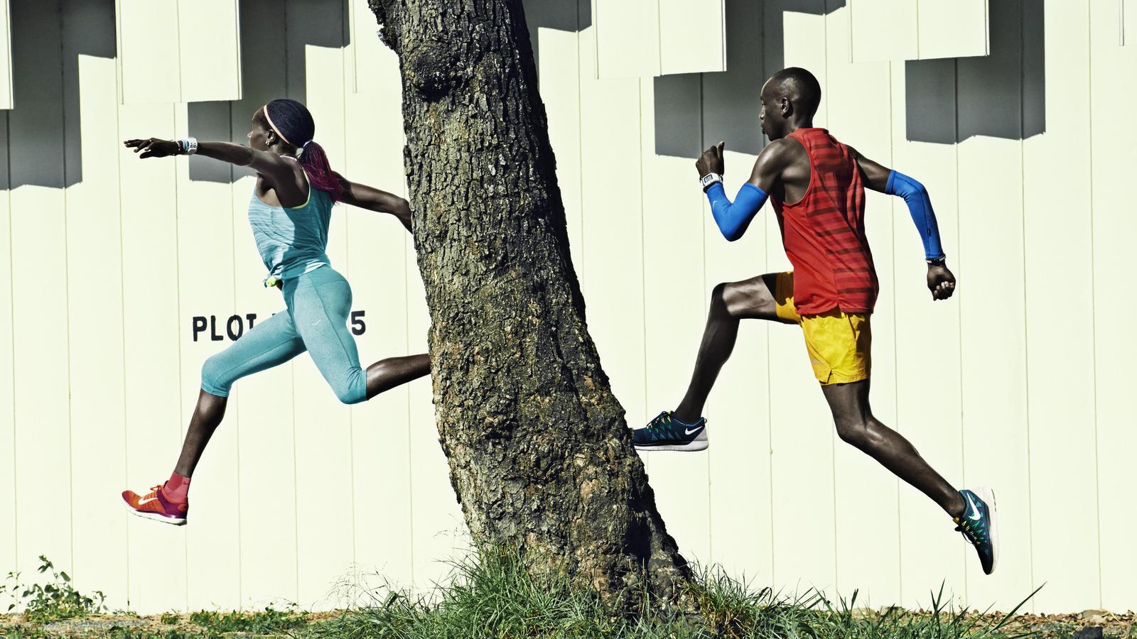 Nike Free 2014: Sum, Birgen
