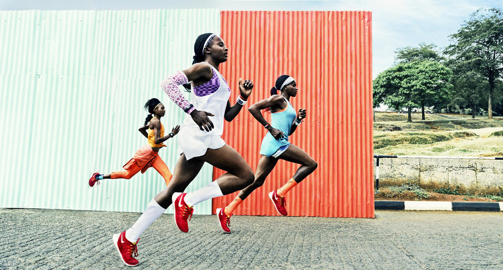 Nike Free 2014 Running Collection Revolutionizes Natural Motion Flexibility